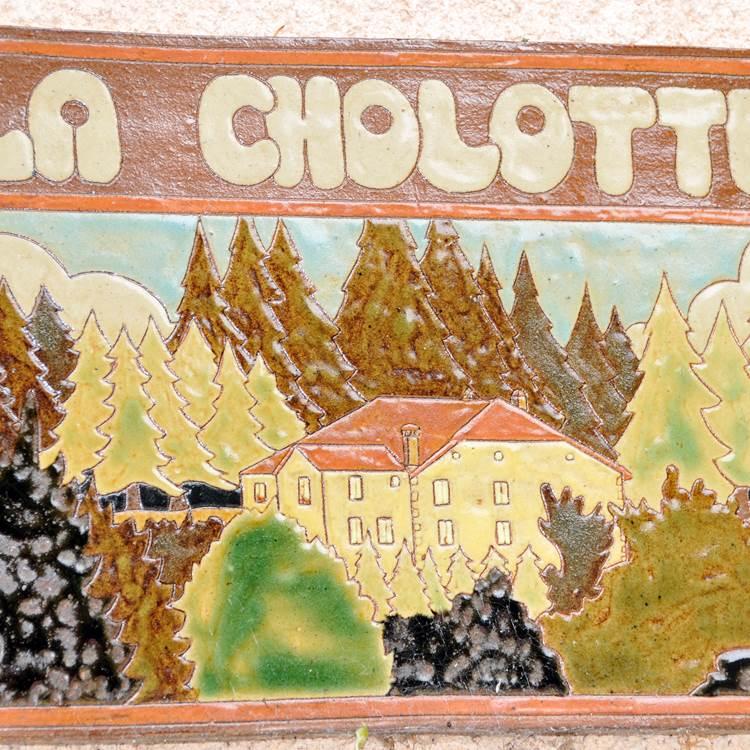 Auberge La Cholotte - Les Rouges Eaux 88 39