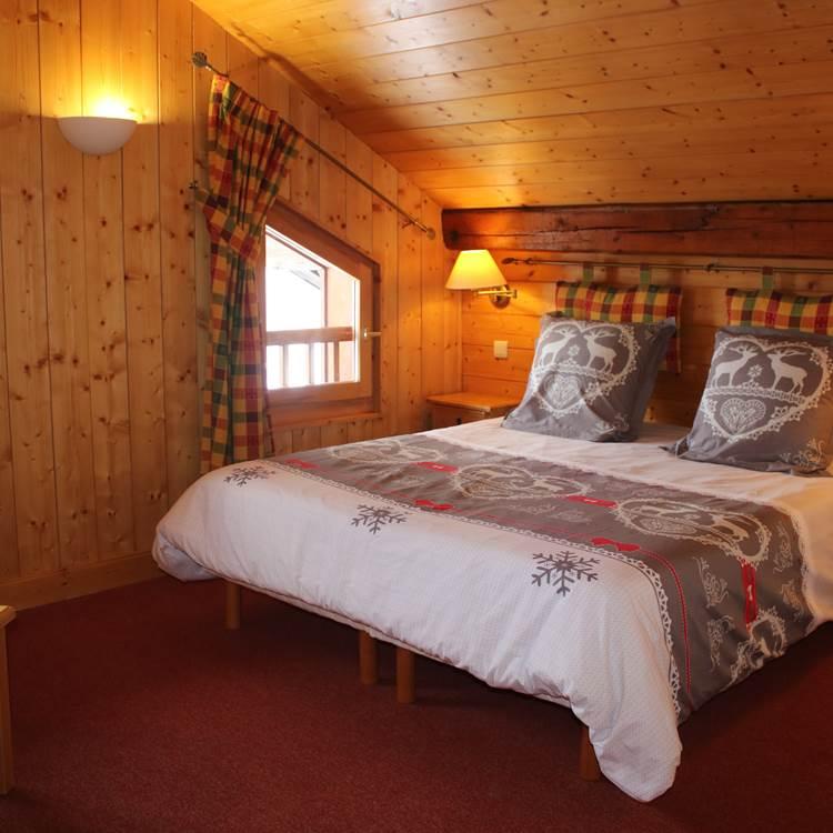 Hôtel le mont Bisanne Crest-Voland Hôtel au pied des pistes de ski