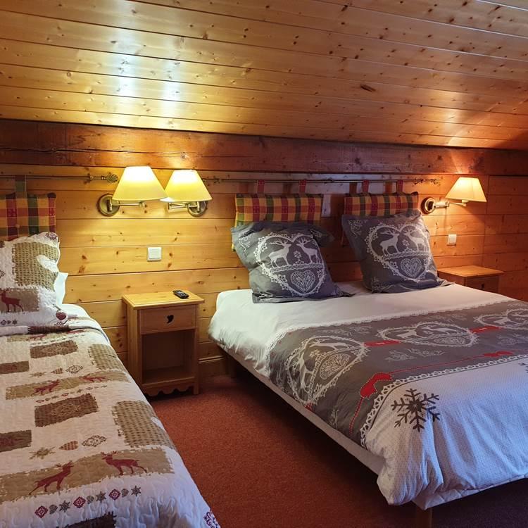 Chambre quadruple le Mont Bisanne Crest-Voland