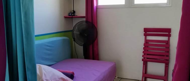9m2 avec un ventilateur