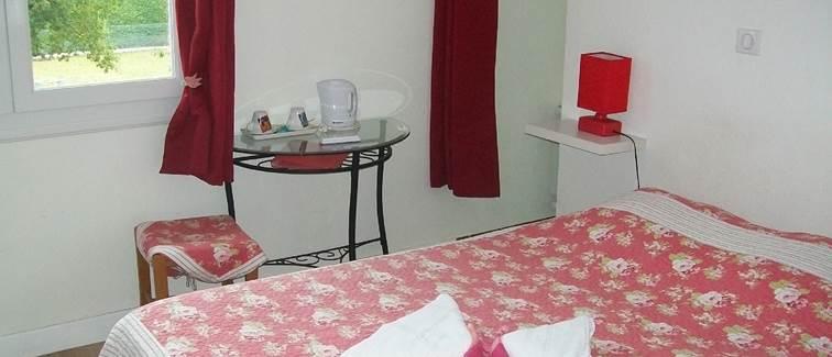 chambre double baignoire