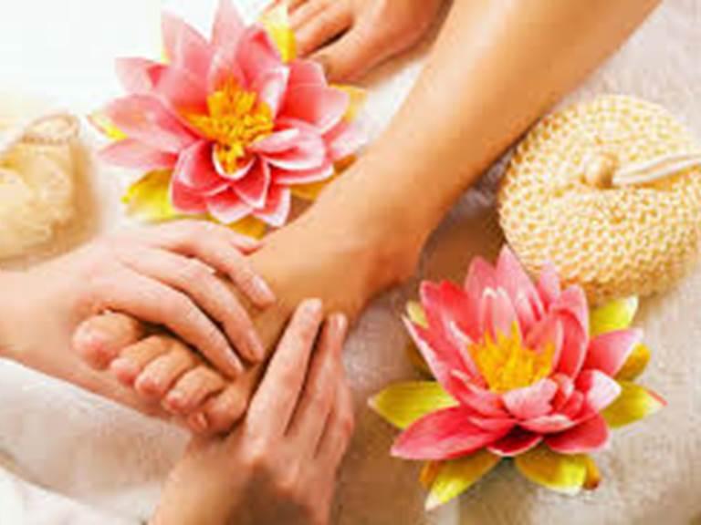 massage Re´flexologie plantaire forestiere monclar chambre hote
