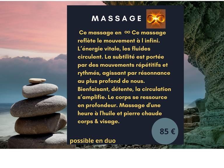 massage 8 infini