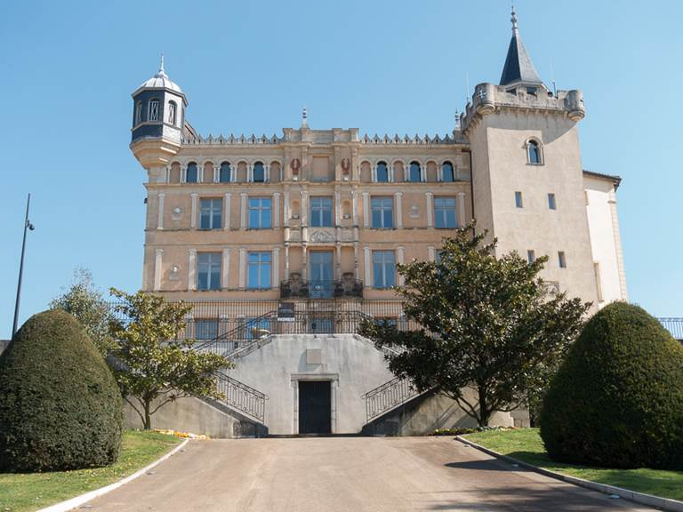 Chateau de Saint Priest