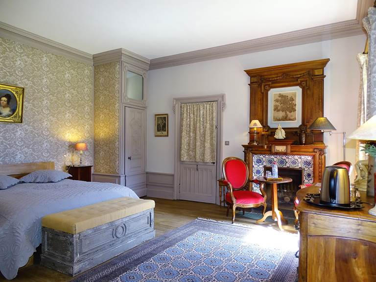 Suite Cornudet, Château de Crocq