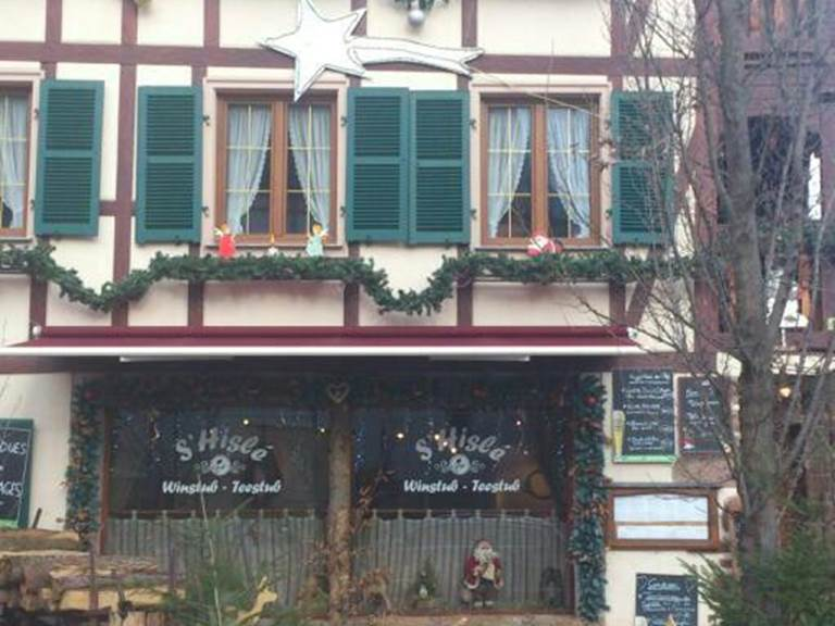 Restaurant Winstud S'Hislé