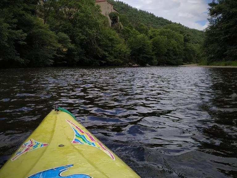 Canoë Kayak  Tapon
