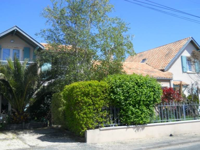 Gite 6 personnes (partie gauche de la maison, côté palmier)