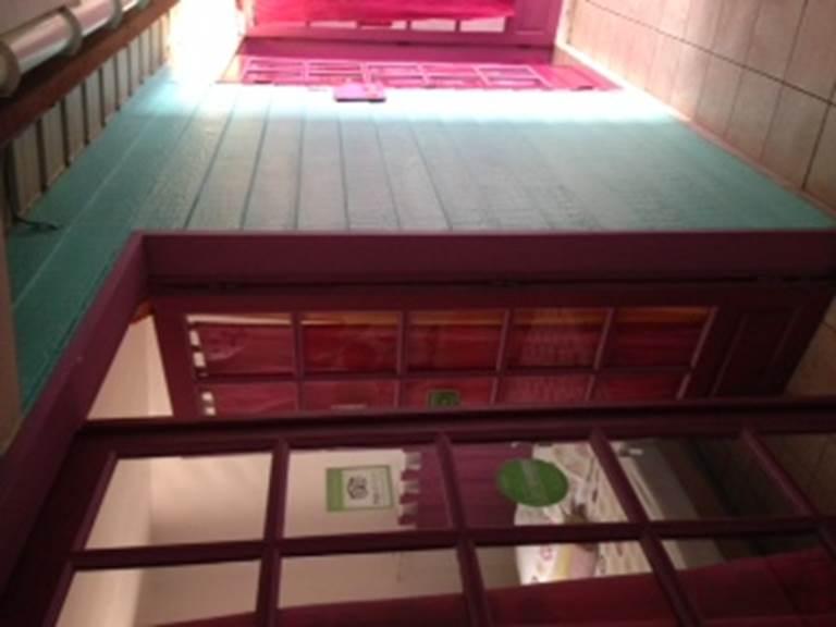 couloir du rez de chaussée