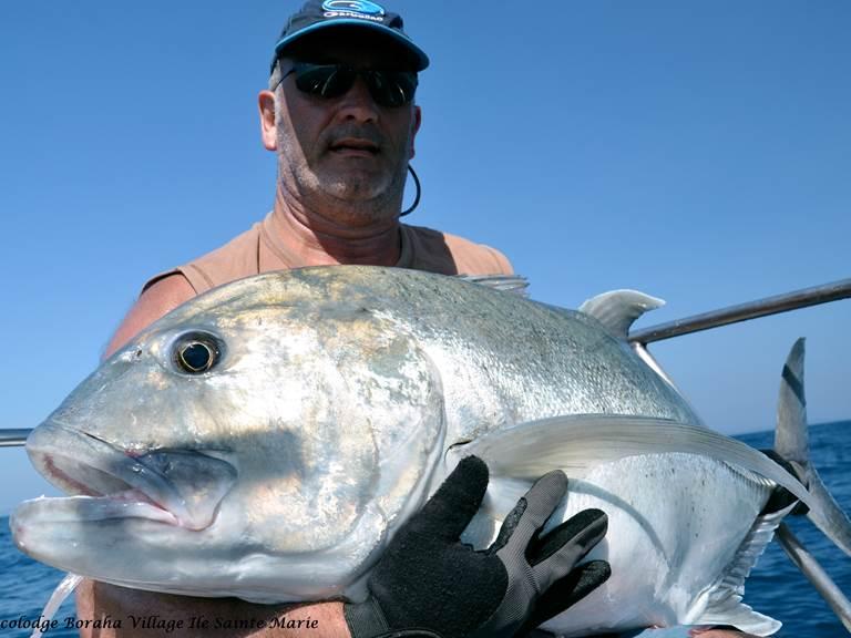 Pêche Sportive Boraha VIllage Ile Ste Marie Madagascar 34