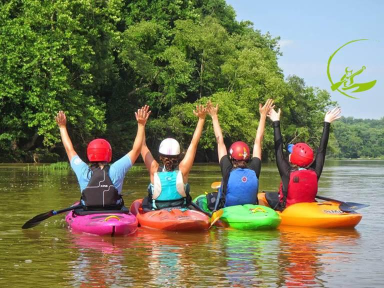 Cours particulier canoë&kayak
