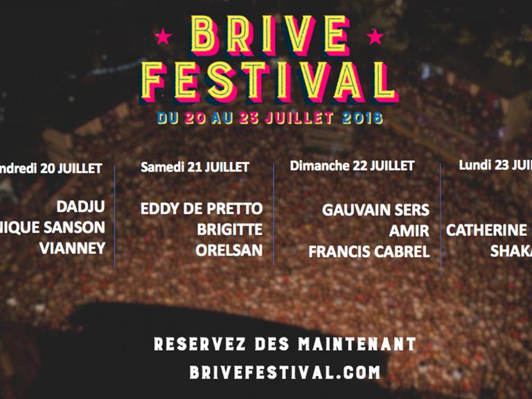 Brive Festival 2018