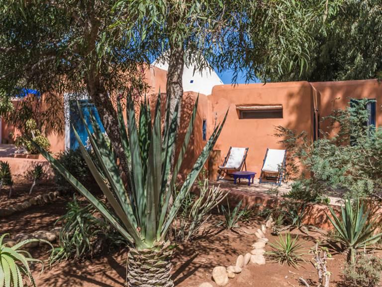 riad Baoussala Essaouira - suite Marabout - exterieur