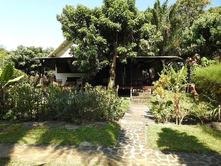 villa jumellea--les villas de Sainte Marie-Madagascar