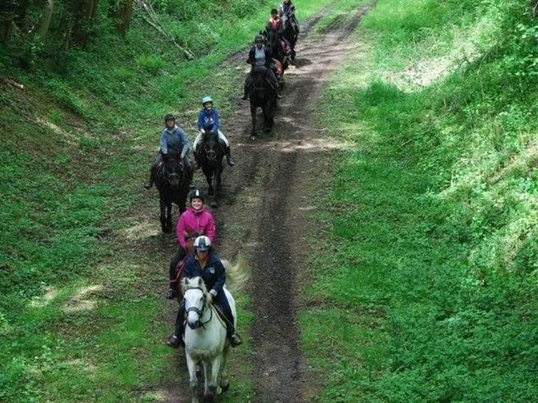 La chevauchee en Creuse balades et randonnées (1)