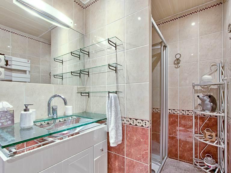 Superbe salle de bains partagée !