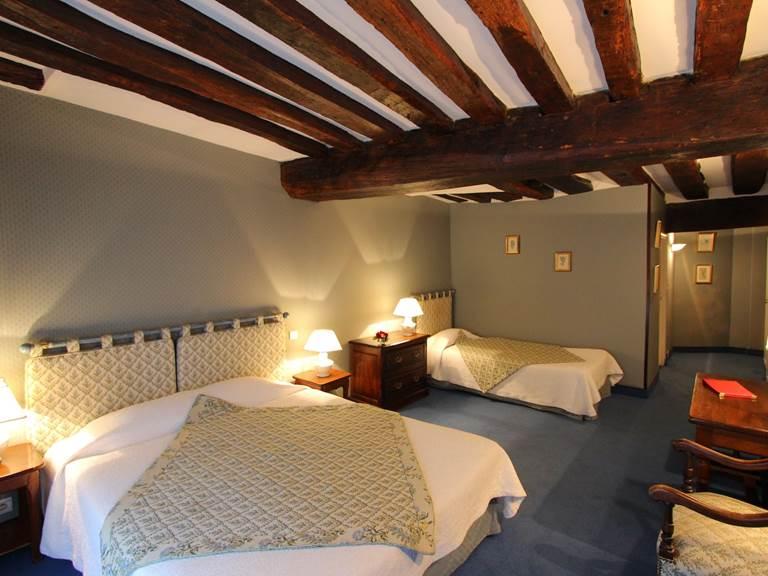 Hotel de la Bretonnerie - Paris Marais