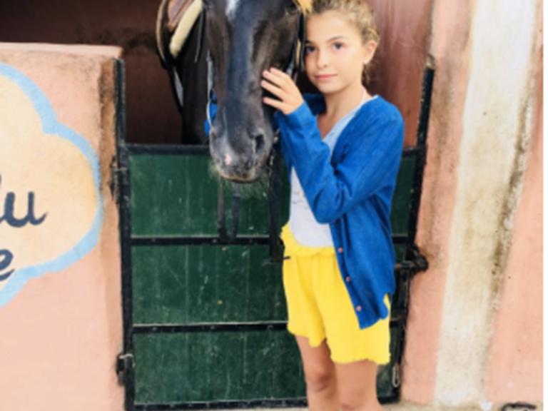 riad Baoussala - balade à cheval