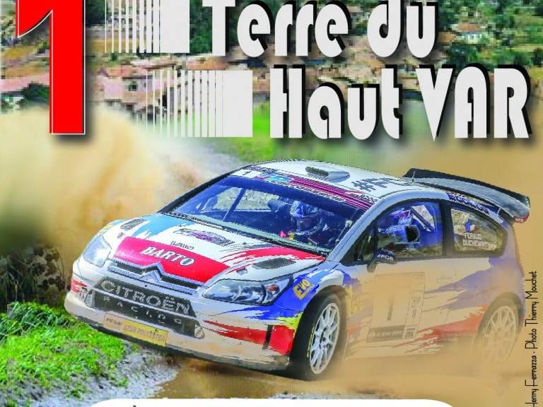 Rallye terre du haut var 2019 draguignan flayosc