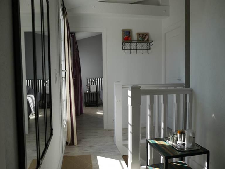 Suite Cargo - Chambres d'hôtes Une Escale à Pornic