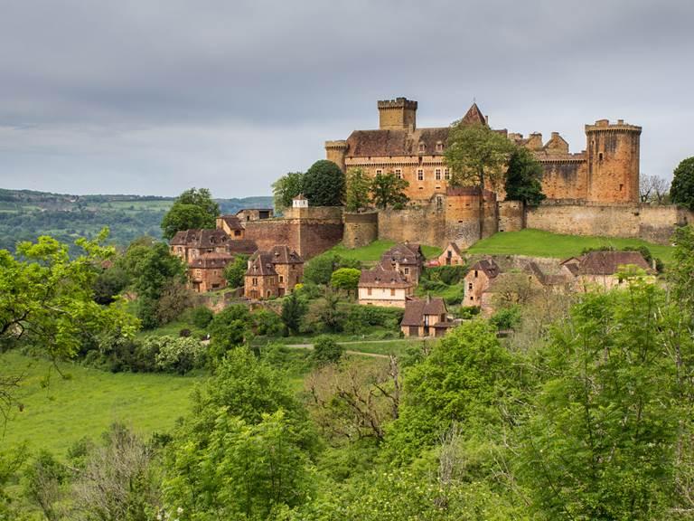 Château de Castelanau à Prudhomat © Lot Tourisme C
