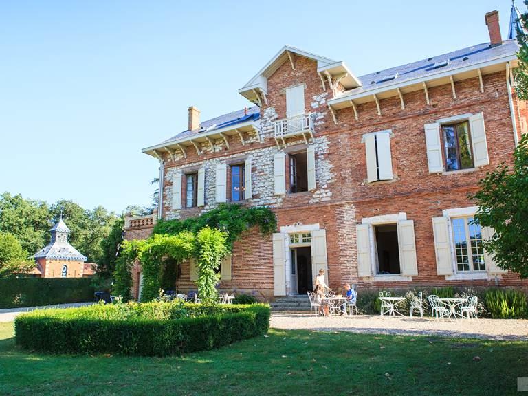 Domaine du Buc, le château