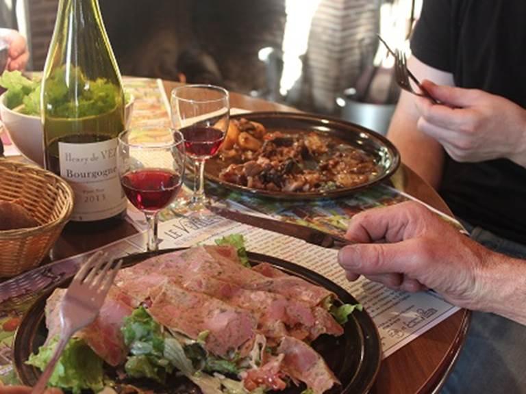 Restaurants à Vézelay