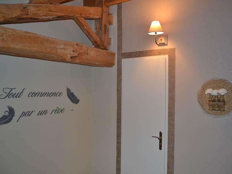 Chambre d 'Hôte NOIR & BLANC (15 M2) à La Rochelle Lodge