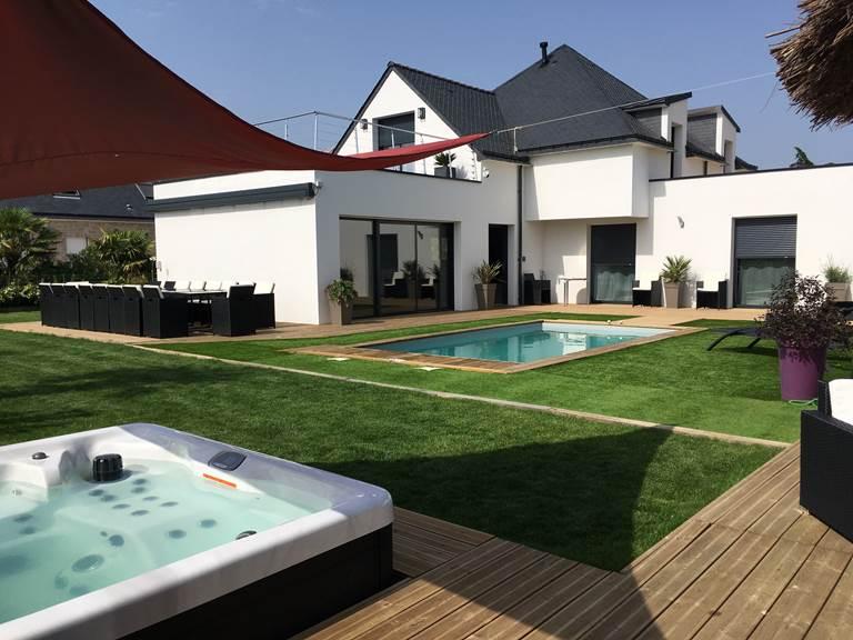 villa charles & ashton extérieur piscine