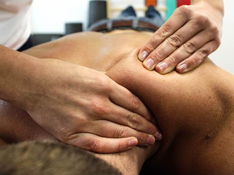 massage au mas Saint-Ange, à Lunel