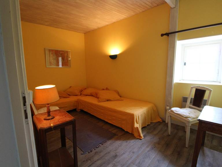 2eme chambre 2 lits