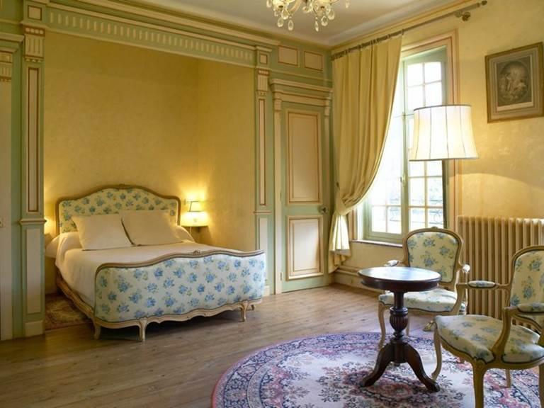 Château de Behen chambre Topaze