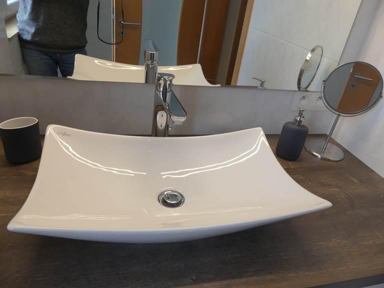 Salle de bain  gîte 1 (Rez-de-chaussée)
