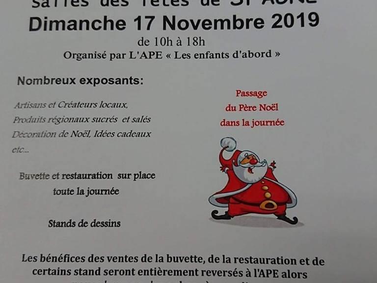 Marché de Noël St Agne