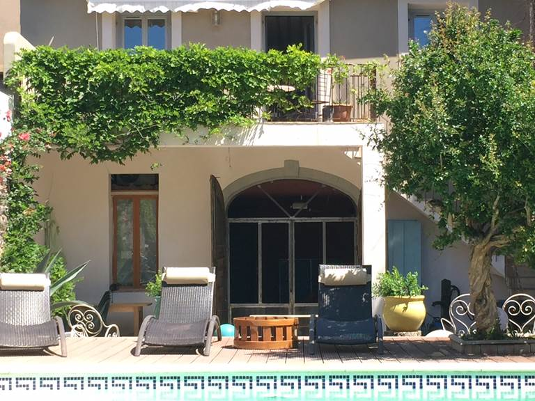 La maison d'hôtes La Casa Occitane