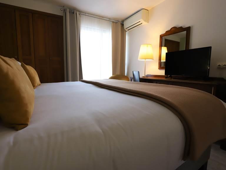 Chambre double  twin - grand balcon
