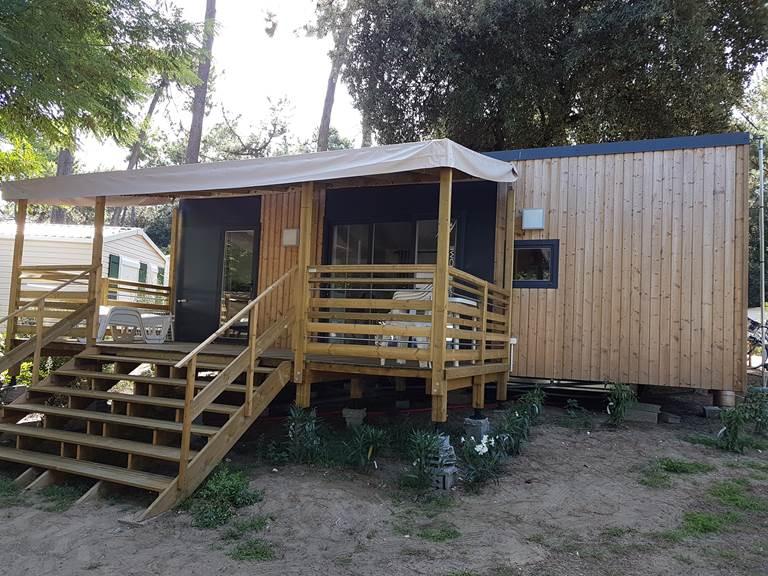 Mobil-Home Buccin - Camping Les Pins d'Oléron - Ile d'Oléron