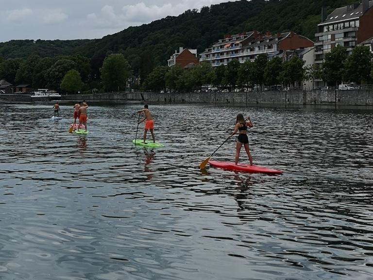 Paddle Les Capitaineries de Namur
