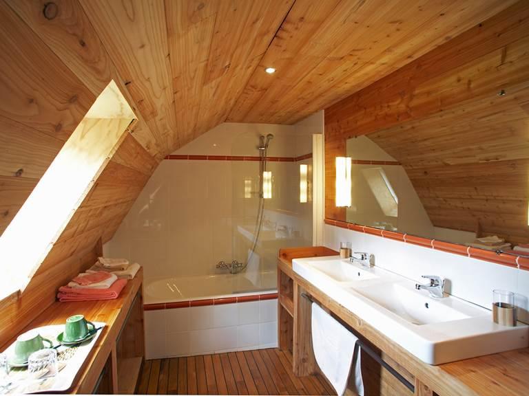 Salle de bains de la Chambre de Marie