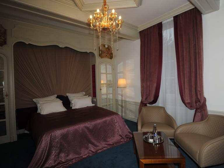 chambre de luxe VIP