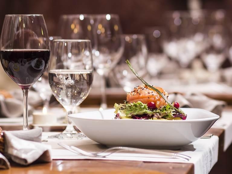 salle restaurant Le Rond Point d'hOr Hossegor