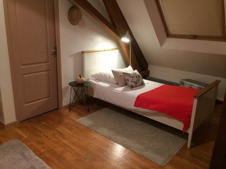 Suite Mathilde 1 grand lit 3 lits simples dont 1 en mezzanine