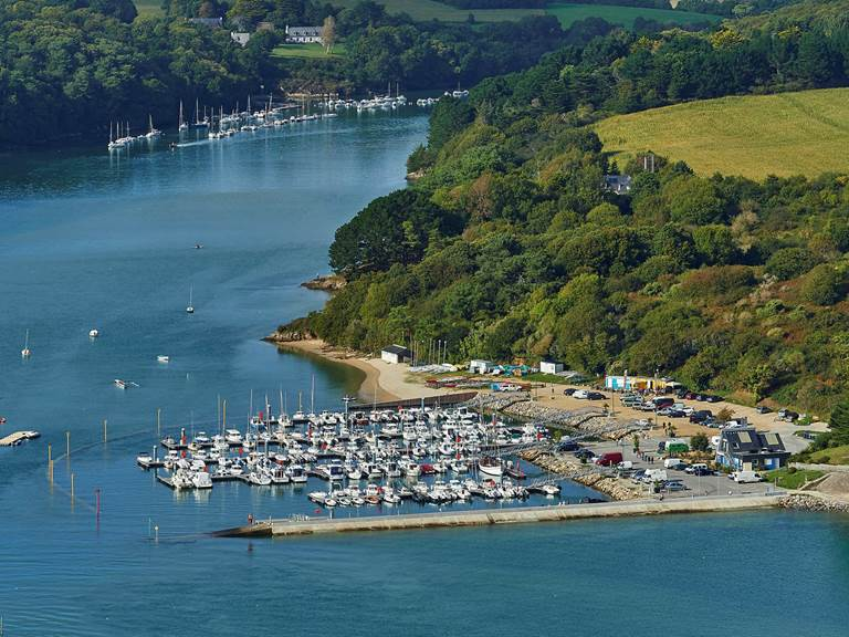 Port de plaisance de Guidel ©Y.Zedda
