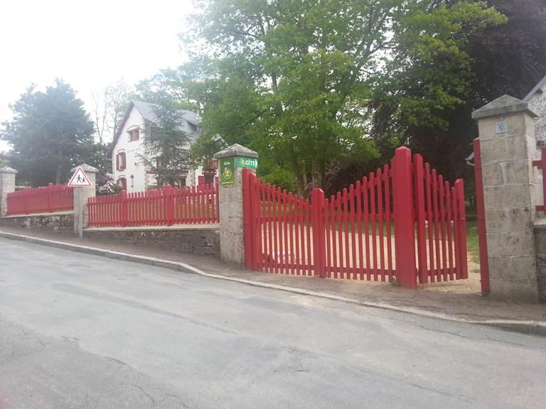 Villa Les Charmilles gîte à Royère de Vassivière