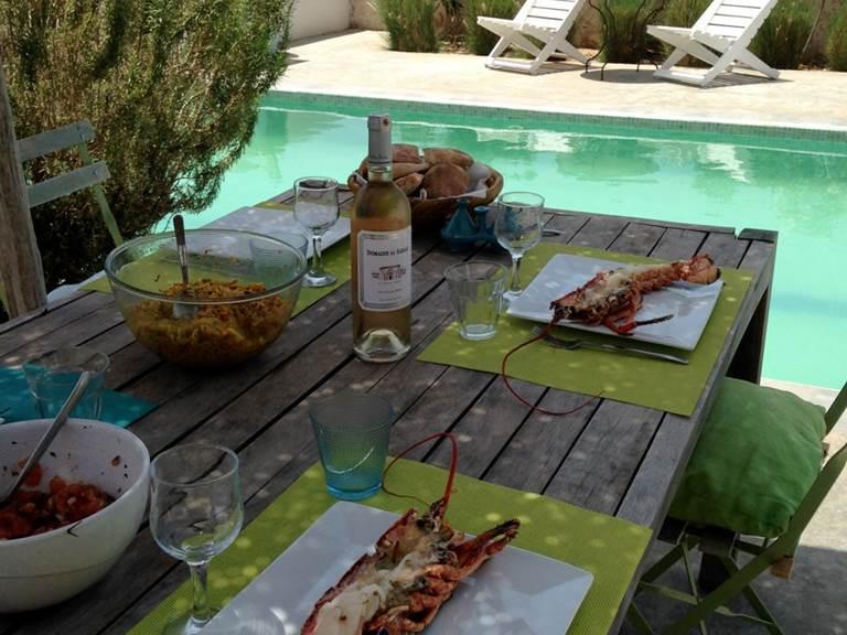 dar Céleste -Essaouira - homard