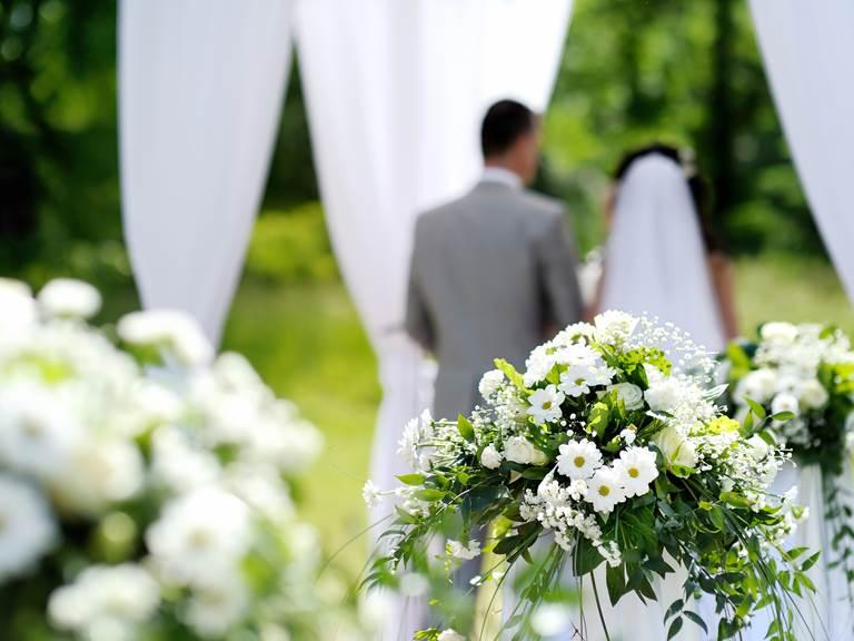 Mariage villa Charles & Ashton