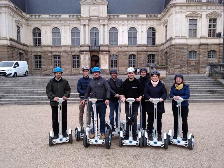 Rennes , place du parlement . 122018