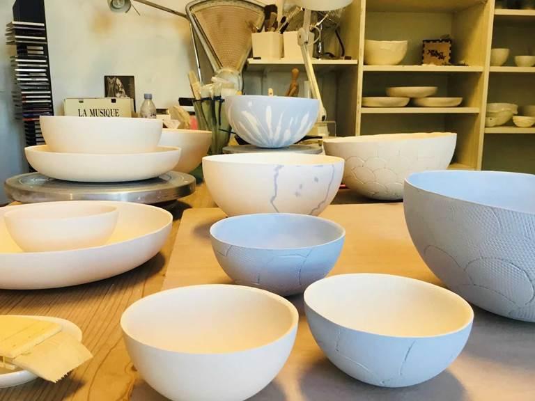 Attelier cours de poterie chambre-d-hote les matins rubis-tarn-et-garonne-occitanie-location-toulouse