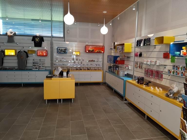 Boutique - Musée Urêka
