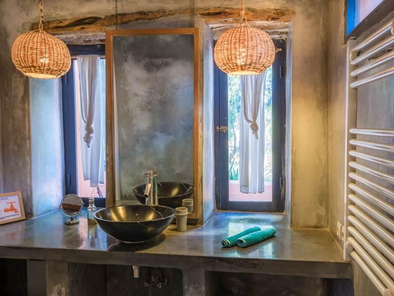 riad Baoussala Essaouira - suite Marabout - salle de bain